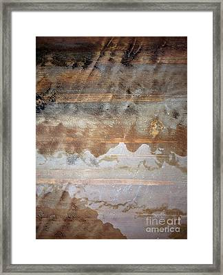 Waterworld #960 Framed Print