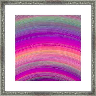 Wave-01 Framed Print by RochVanh