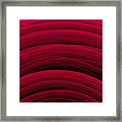 Wave-02 Framed Print by RochVanh