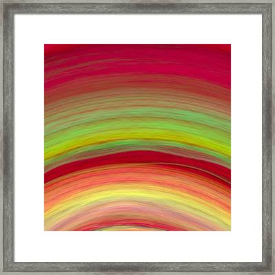 Wave-04 Framed Print by RochVanh