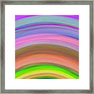 Wave-05 Framed Print by RochVanh