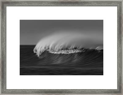 Wave 73a2125 Framed Print