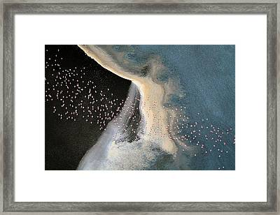Wave Runner Iv Framed Print
