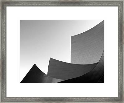 Wave Framed Print by Yue Wang