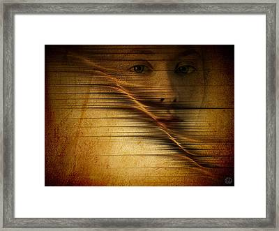 Waves Of Change Framed Print by Gun Legler