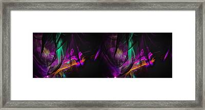Way Cool Framed Print by Dennis James