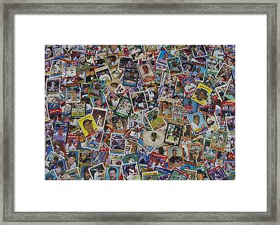 We Are Giants Framed Print by Michael Blesius