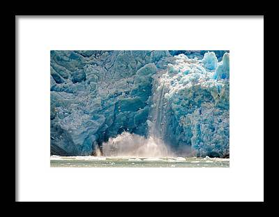 Melt Framed Prints