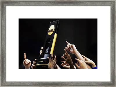 We Are The Champions Framed Print by Replay Photos