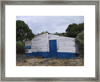 Algarve - We Shall Overcome Framed Print