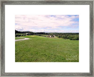 We Were Half A Million Strong Framed Print by Ed Weidman