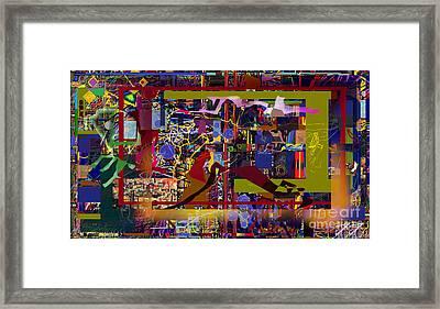 Elul 1hb Framed Print by David Baruch Wolk