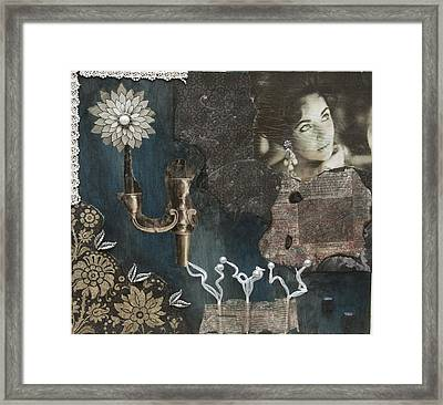 Wealth And Elegance Framed Print