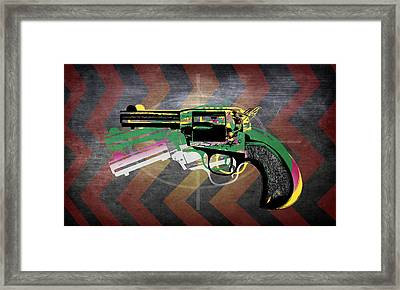 Weapons  Framed Print by Mark Ashkenazi