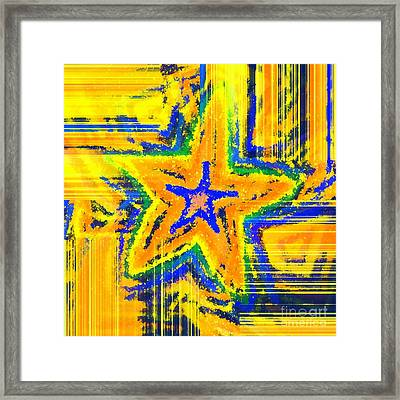 Wear And Tear Framed Print by Chris Butler