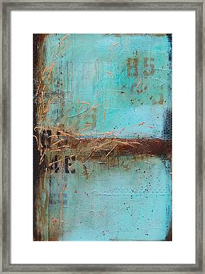 Weathered # 10 Framed Print