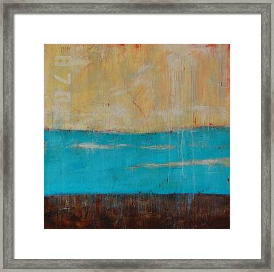 Weathered Framed Print by Lauren Petit