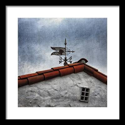 Roofline Framed Prints