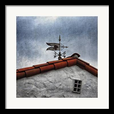 Weathervane Photographs Framed Prints
