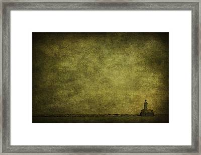 Weathering Storms Framed Print by Andrew Paranavitana