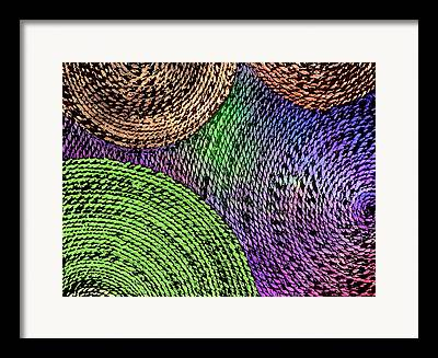 Looms Digital Art Framed Prints
