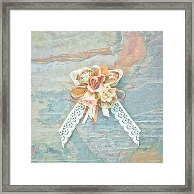 Wedding Decoration Framed Print by Tom Gowanlock