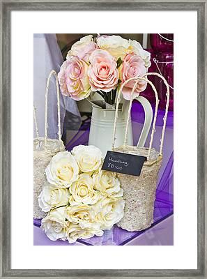 Wedding Gifts Framed Print by Tom Gowanlock