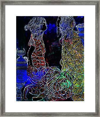 Wedding In Cana Framed Print
