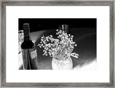 Wedding Reception Framed Print by Tim Buisman