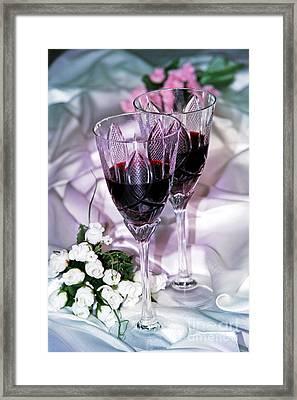 Wedding5 Framed Print