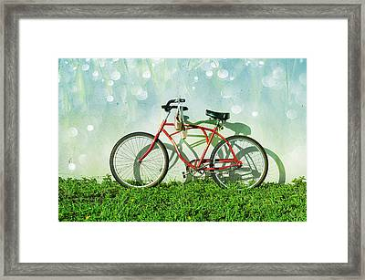 Weekender Special Framed Print by Laura Fasulo