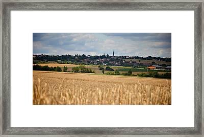 Weilerbach Germany Framed Print