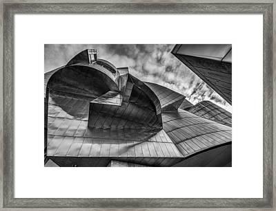 Weisman Art Museum Framed Print