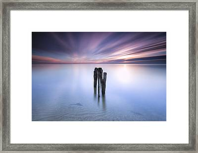 Welcome 2014 Framed Print by Edward Kreis