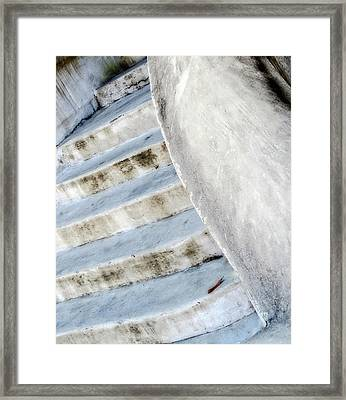 Welcome - Architectural Photography By Sharon Cummings Framed Print