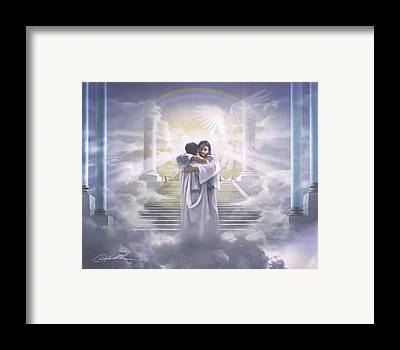 Mission Framed Prints