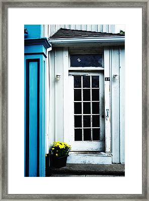 Welcome Home Framed Print by Tanya Harrison