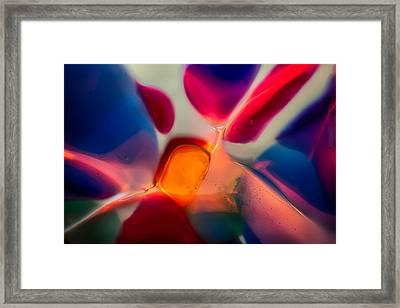 Welcome Framed Print by Omaste Witkowski