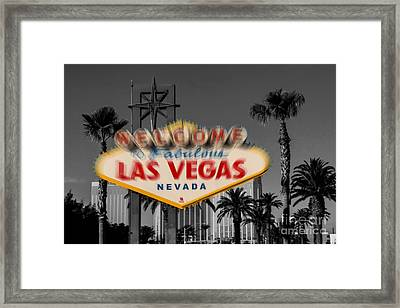 Welcome One And All Framed Print