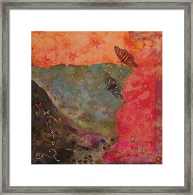 Welcome Spring Framed Print by Shakti Chionis