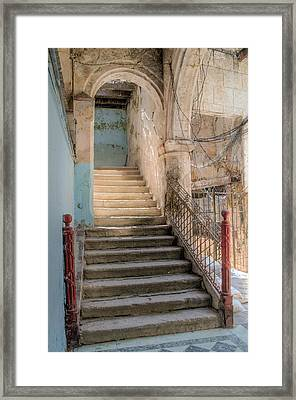 Welcome To Havana Framed Print