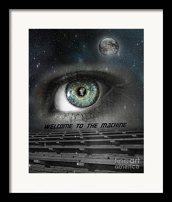 Astronomical Clock Photographs Framed Prints