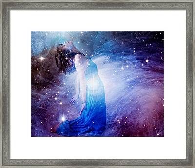 Welcoming The New Framed Print