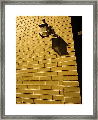 Well Worn And Alone Framed Print by Guy Ricketts