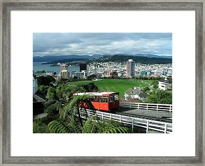 Wellington Framed Print by David and Mandy