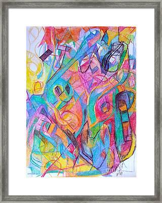 Wellspring Of Truth 1 Framed Print