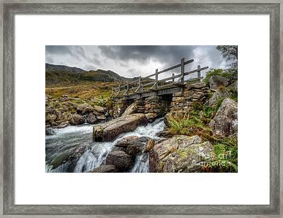 Welsh Bridge Framed Print