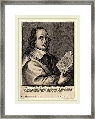 Wenceslaus Hollar After Joannes Meyssens Bohemian Framed Print