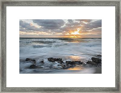 We're All Framed Print by Jon Glaser
