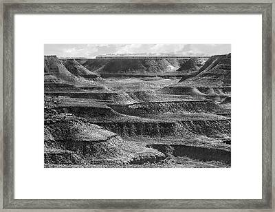 West Bound Framed Print by Mike McGlothlen